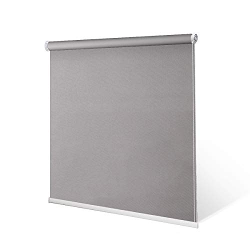SCHRLING No Drill Daylight Roller Shade Tension Inside Mount Expansion Window Blind,Custom...