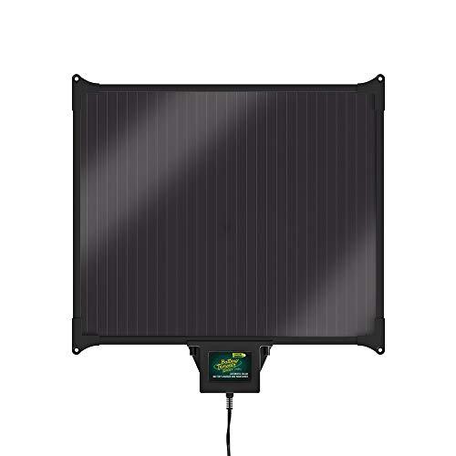 Battery Tender 5W Solar 12 Volt Battery Charger, 270 mAmp - Weatherproof by Deltran 021-1163