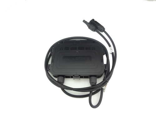 MISOL JUNCTION BOX 15AMP,with MC4 connector,90cm cable,for photovoltaic,for solar panel