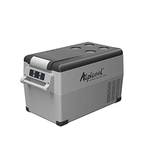 Alpicool CF35 Portable Refrigerator 12 Volt Car Freezer 37 Quart(35 Liter) Vehicle, Car, Truck, RV,...