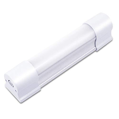 LETOUR LED Tube Magnetic Light Bar Work Lights 2000 Lumens 5 Lighting Options Camping Lantern USB...