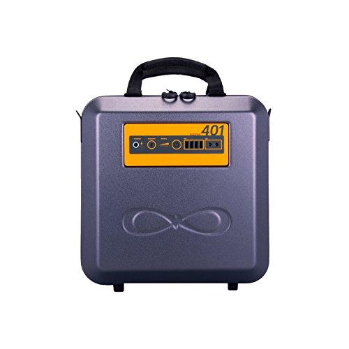 Kalisaya KP401 KaliPAK 384-Watt Hour Portable Solar Generator System w/ 40W Solar Panel Included,...