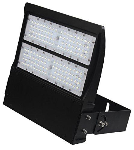 150 Watt NextGen LED Flood Light– 20,000 Lumen – Super Efficiency 130 Lumen to Watt - 5000K...