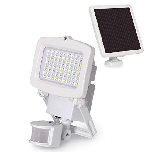 Westinghouse 2000 Lumens Solar Security Flood Lights Solar Motion Sensor Lights Outdoor with...