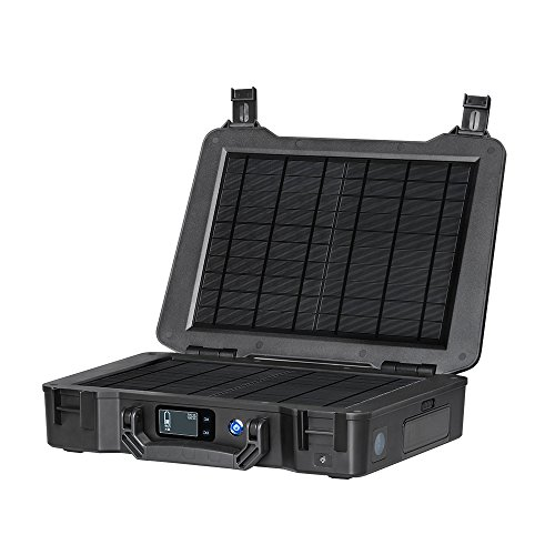 Renogy Phoenix 246.24Wh/150W Portable Generator All-in-one Kit with 20W Built-in Solar Panel for...