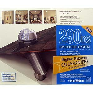 Solatube 290DS Daylighting System Skylight