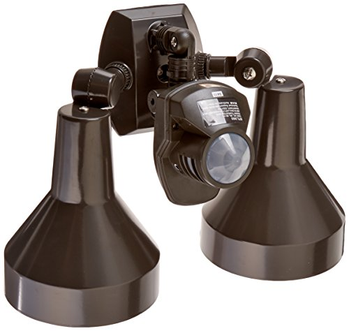 RAB Lighting STL360H Super Stealth 360 Sensor with Twin Precision Die Cast H101 Deluxe Shielded Bell...