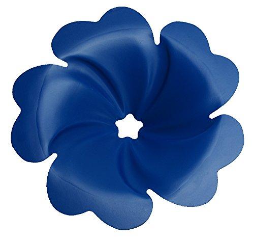 Solar Pool Flower (Blue PKG of 12