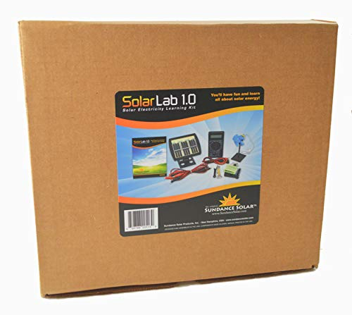 Solar Lab 1.0 Electricity Learning Kit