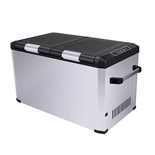 CIGREEN 63.4 Quart (60 Liter) Portable Refrigerator, Compressor Electric Powered Portable Cooler,...
