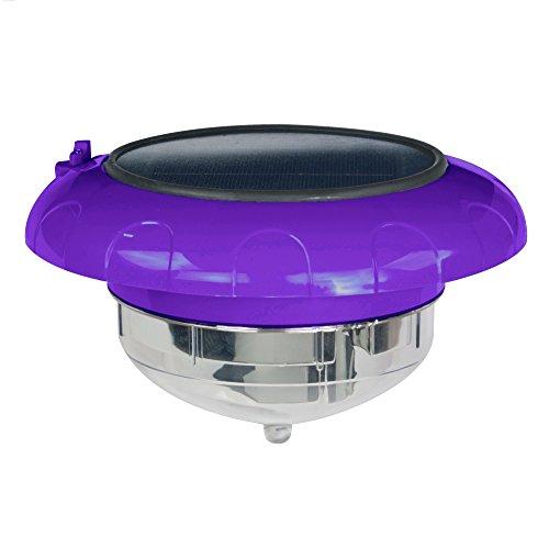 Blue Wave NA4193 Evolution Floating LED Solar Pool Light
