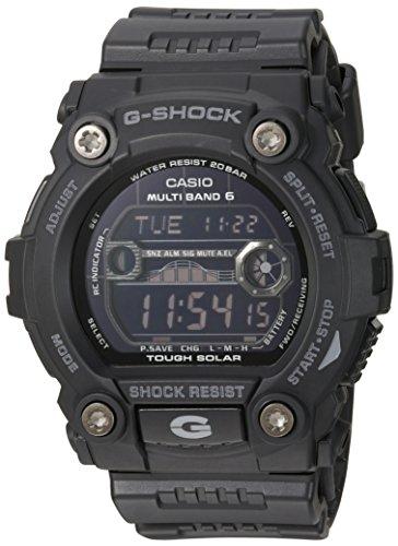 G-Shock Solar Atomic Rescue GW7900B Black/Black