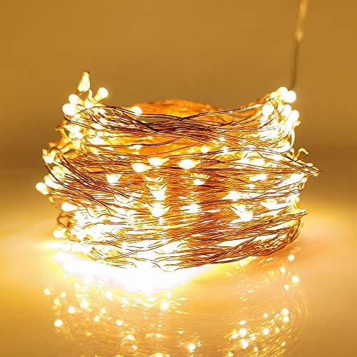 LED Multi Strand Fairy String Lights, 6.6FT 280 Tree Vine Micro Led Lights 14 Strings in Bunch for...