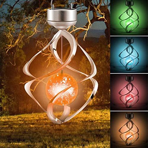 15 best hanging solar lights for garden