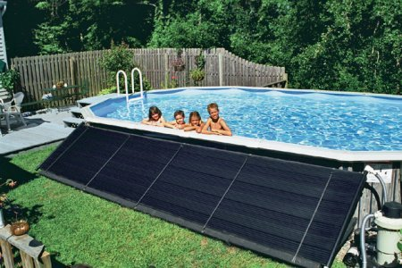 Sun2Solar Ground Mounted Heating Solar Panel System for Above Ground & Inground Swimming Pools |...