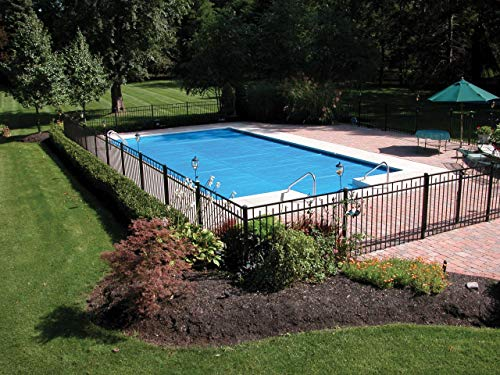 Thermo-Tex 2831836 Solar Swimming Pool Cover, 18' x 36', Blue