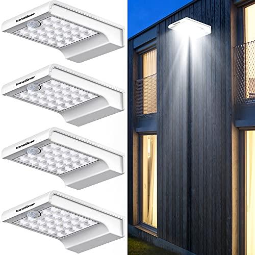 InnoGear Solar Lights Outdoor Garden, 24 LED Outdoor Lights Pool Lights Solar Lights Outdoor LED...