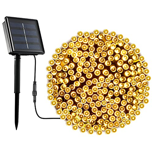 OxyLED Solar String Lights Outdoor, 72ft 200 LED Christmas String Lights Solar Powered Waterproof,...