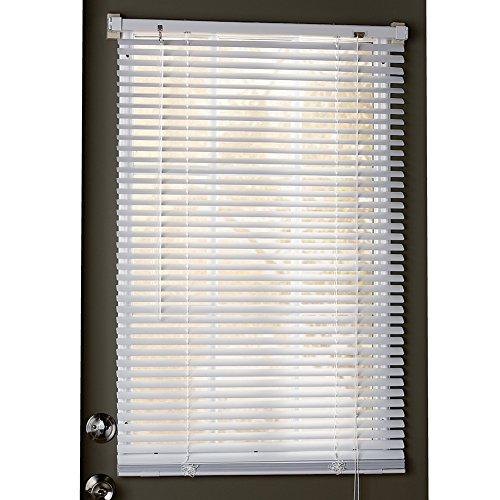 Collections Etc Easy Install Magnetic Blinds, 1' Mini Quick Snap on/Snap Off, for Steel Metal Door...