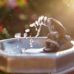 best solar water feature