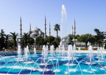 best solar fountains