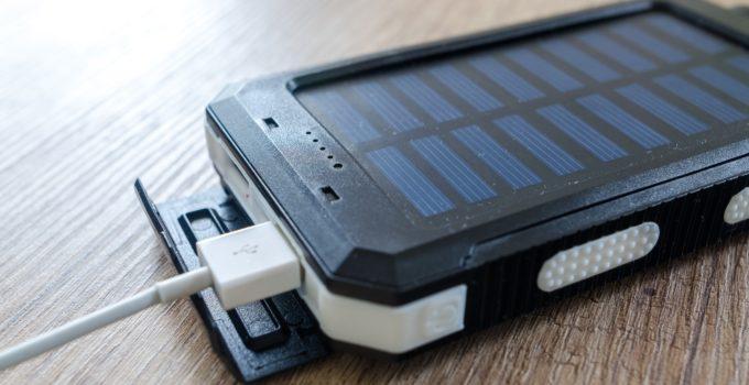 best ultralight solar charger