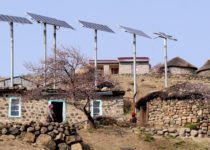 why are solar cells particularly suitable for developing countries