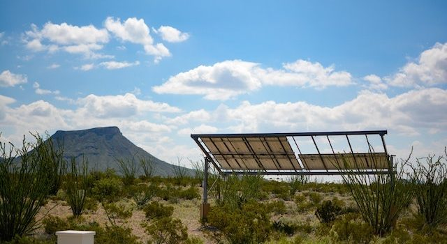 how to construct a solar panel