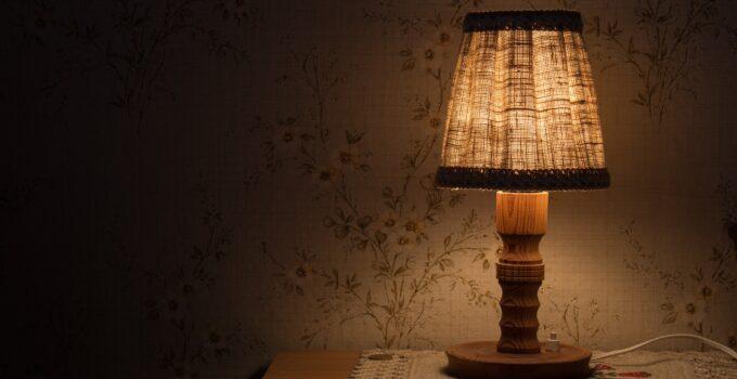 best solar table lamp