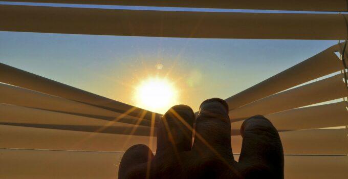 top solar blinds